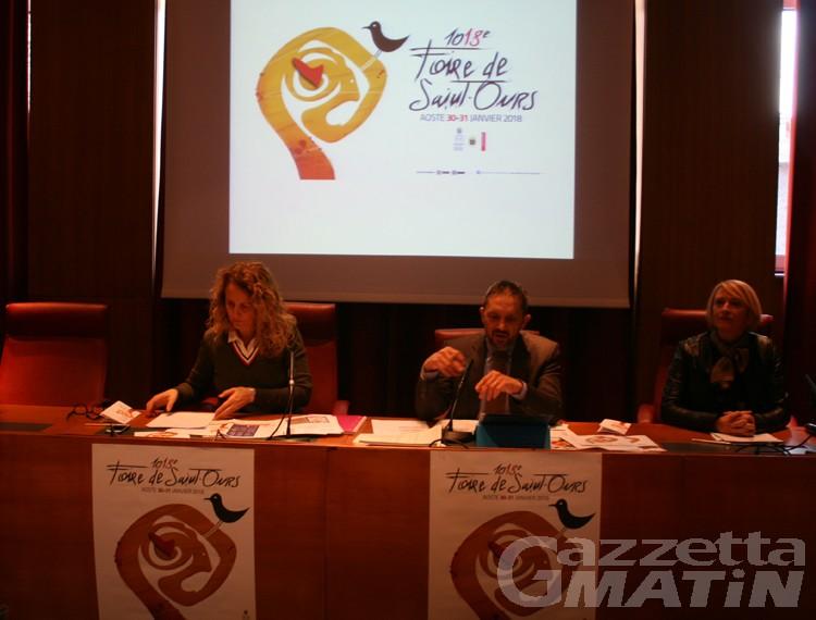 Fiera di sant'Orso: 1184 espositori tra festa e sicurezza