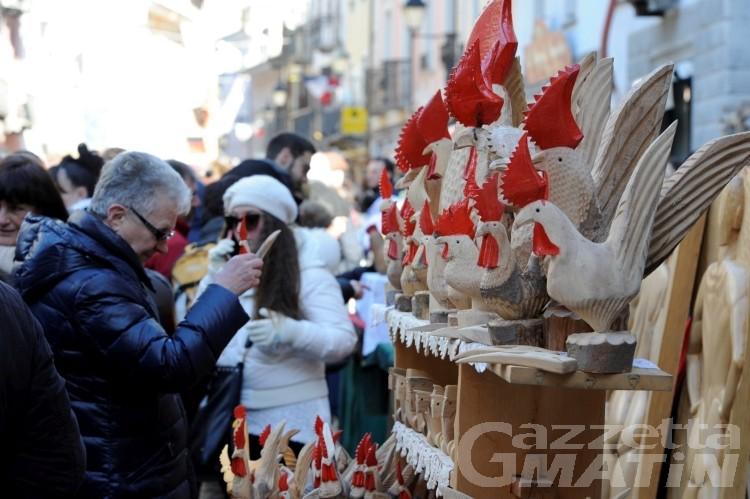 Aosta: aperte le iscrizioni alla Fiera di Sant'Orso 2020