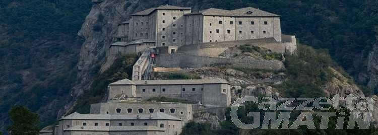 Mobili del Forte di Bard spariti: Ferrero presenta un esposto alla Corte dei Conti