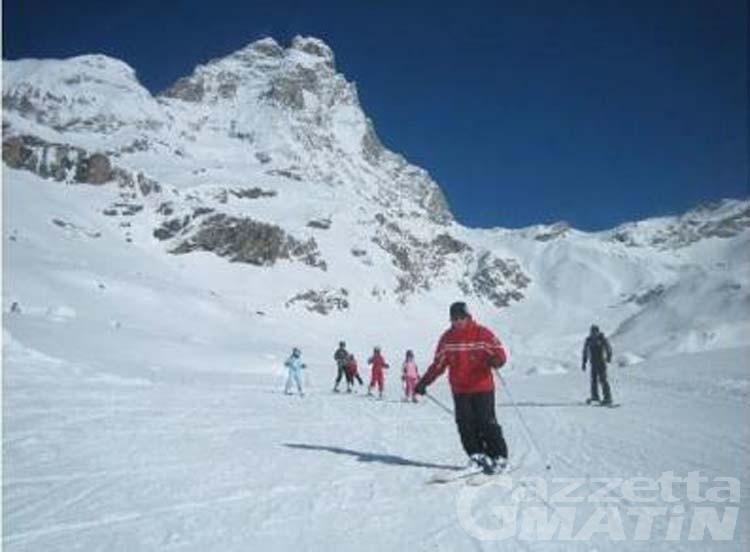 Abuso edilizio: la Forestale ha sequestrato una pista da sci a Cervinia