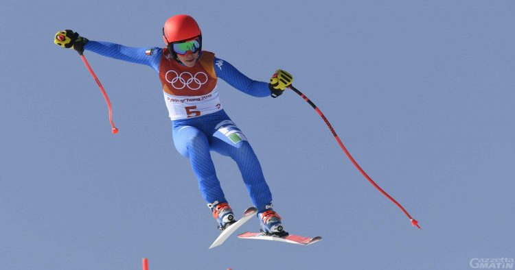 Olimpiadi: Federica Brignone ottava in combinata
