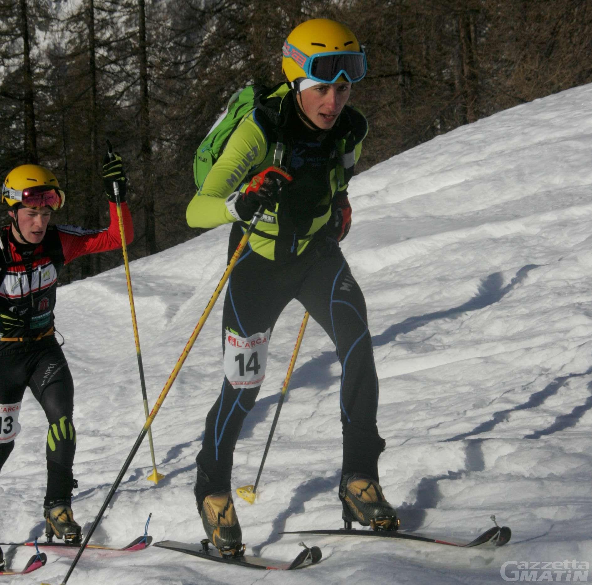 Scialpinismo: Fabien Guichardaz sul podio europeo