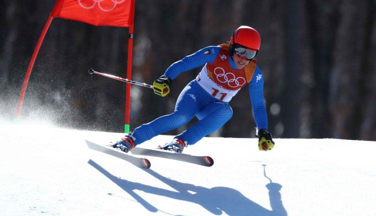Olimpiadi: Federica Brignone sesta in superG