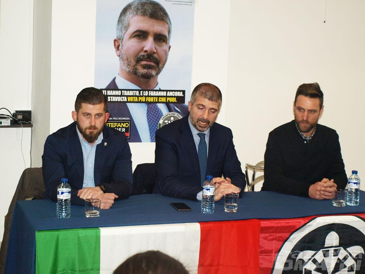 Casapound: per l'Italia sovranità monetaria e di bilancio
