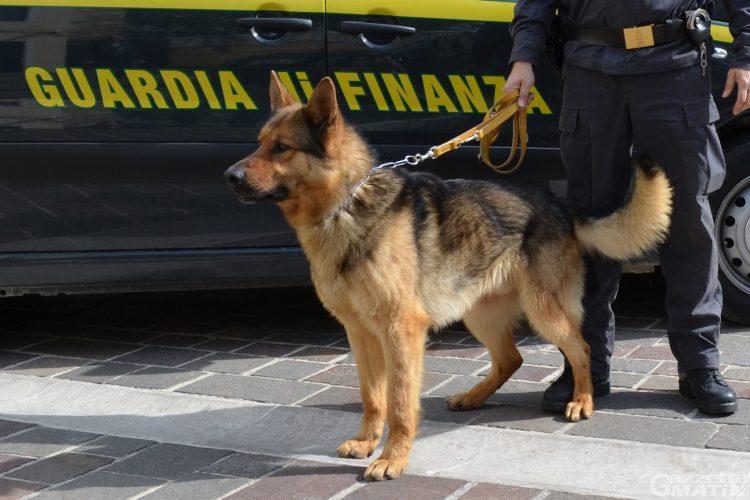 Droga, tre arresti della Guardia di finanza ad Aosta