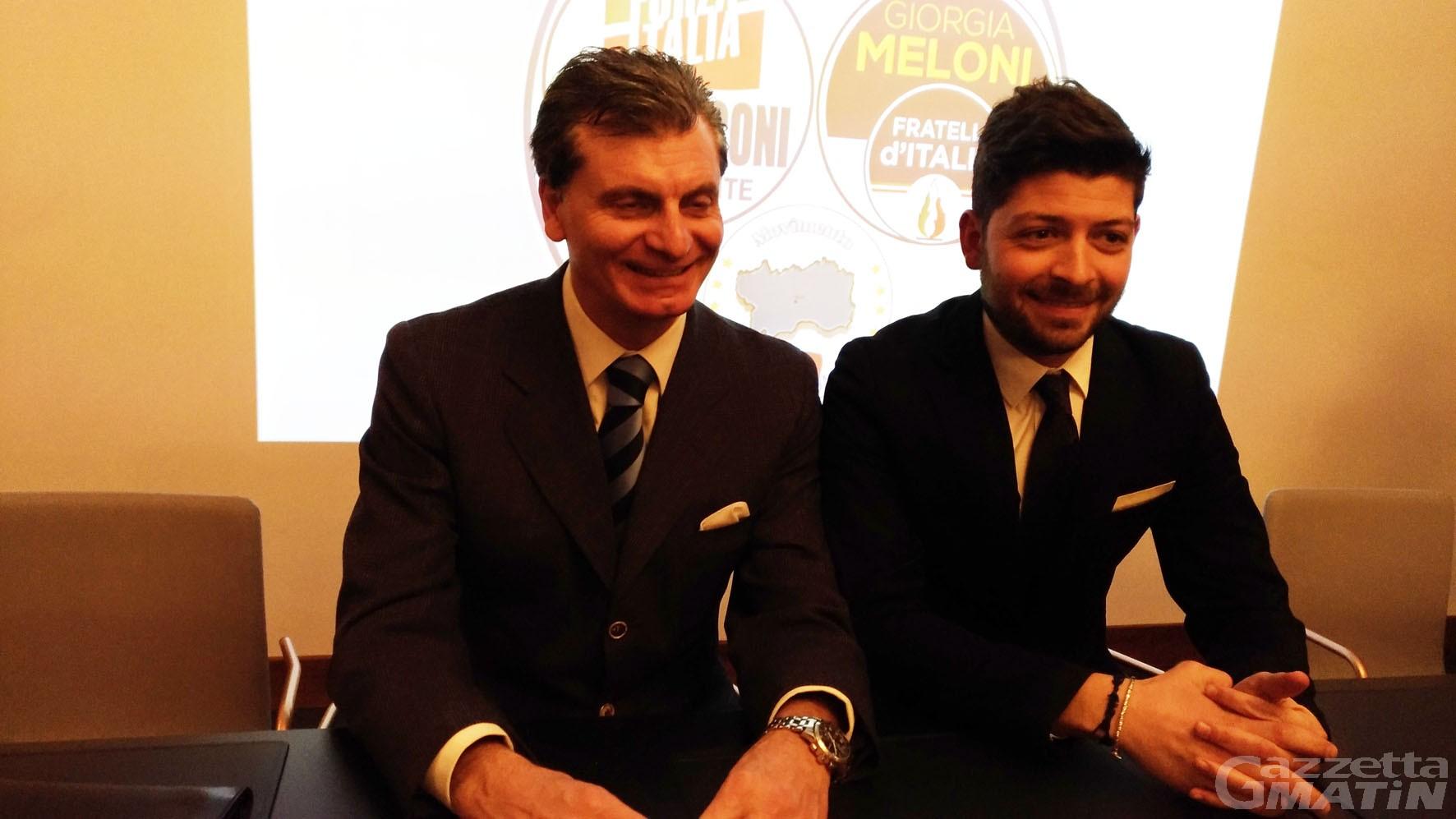 Politiche: Navarra-Melgara, a Roma per dare voce a VdA