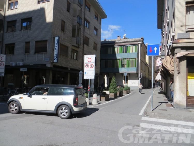 ZTL Aosta: Confcommercio VdA appoggia il ricorso al Tar