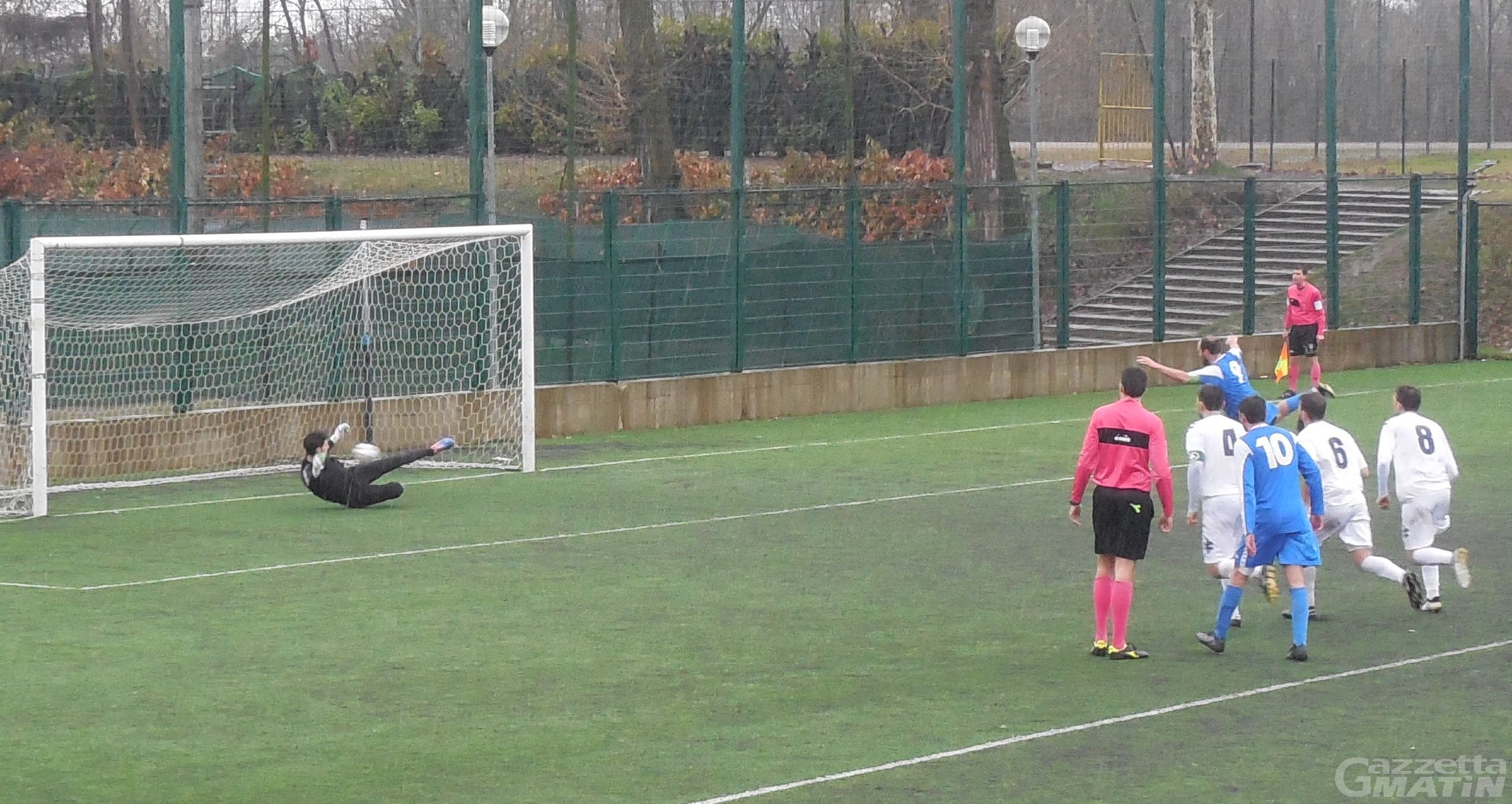 Calcio: il Pont Donnaz Hône Arnad ne fa cinque