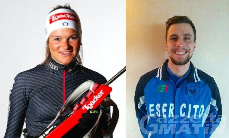 Biathlon: valdostani lontani dai primi a Pokljuka
