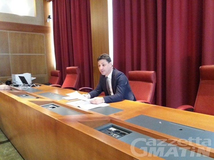 Più attenzione alle zone di montagna, Viérin a Bruxelles per firmare due accordi