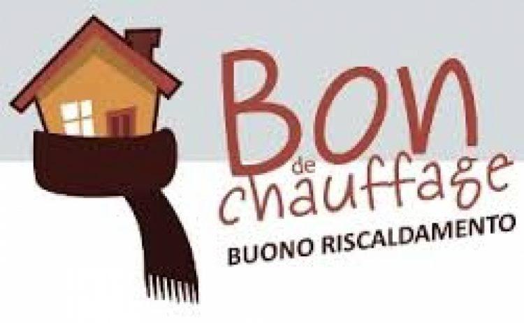 Bon de Chauffage: trovata una copertura per tre milioni annuali