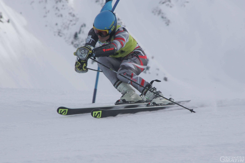 Sci alpino: Michael Tedde argento tricolore Giovani