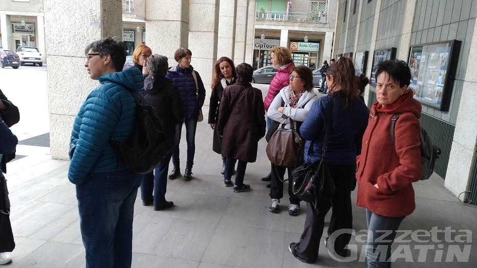 Sanità: operatori socio-sanitari a Palazzo chiedono certezze