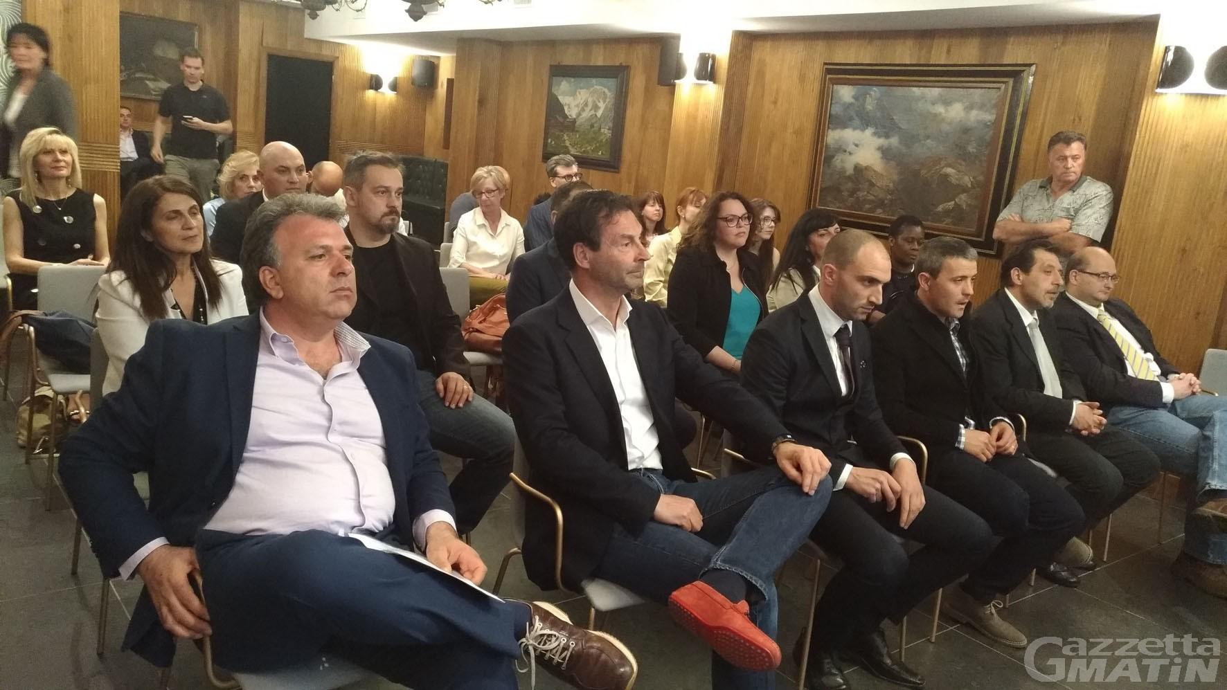 Centro Destra lancia il 'contratto con i valdostani' in sette punti