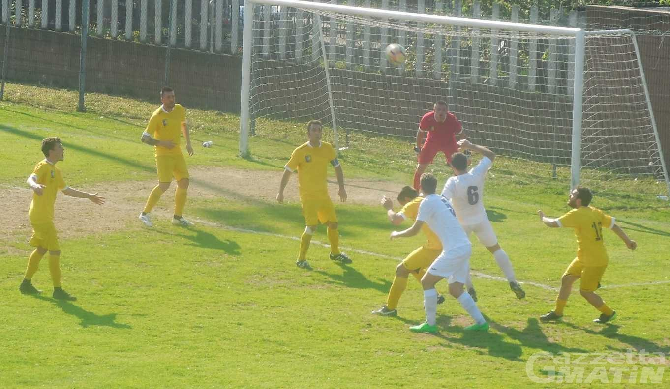 Calcio: il Pont Donnaz Hône Arnad pareggia a Trino
