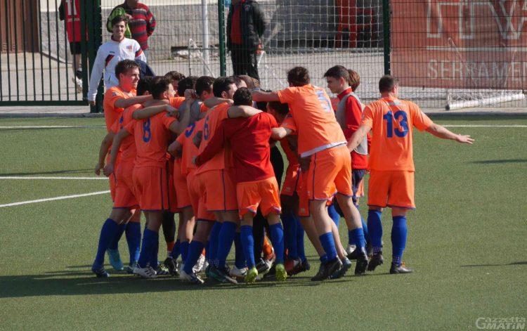 Calcio: il Pont Donnaz Hône Arnad vince ancora