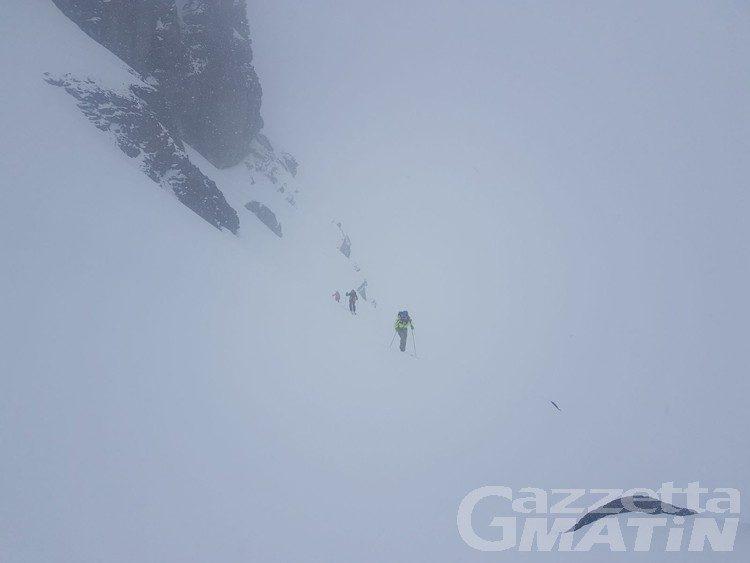 Cervinia, è un magnate tedesco lo scialpinista disperso