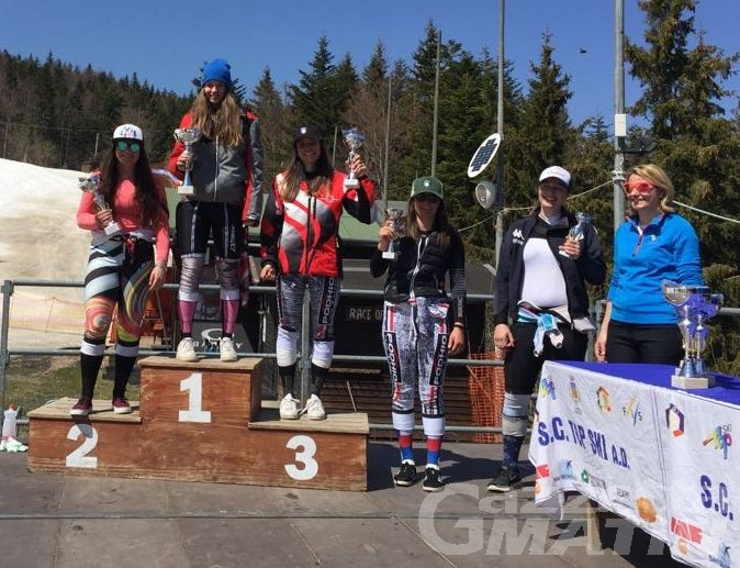Sci alpino: Nadine Brunet vince all'Abetone