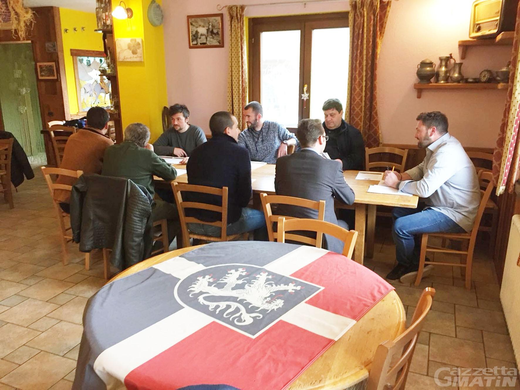 Pays d'Aoste Souverain: o accordo tra autonomisti o astensione