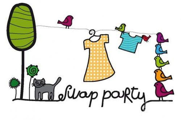 Le regole dello Swap party 825b0bb73d4
