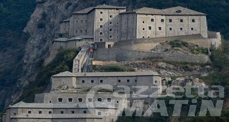 Forte di Bard: in previsione un nuovo parcheggio e un mese di giugno artistico-culturale
