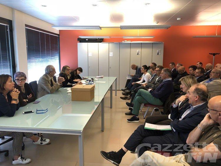 Chambre, Nicola Rosset confermato presidente