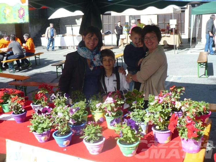 Festa della mamma, a Issogne festa tra Fleurs et Saveurs