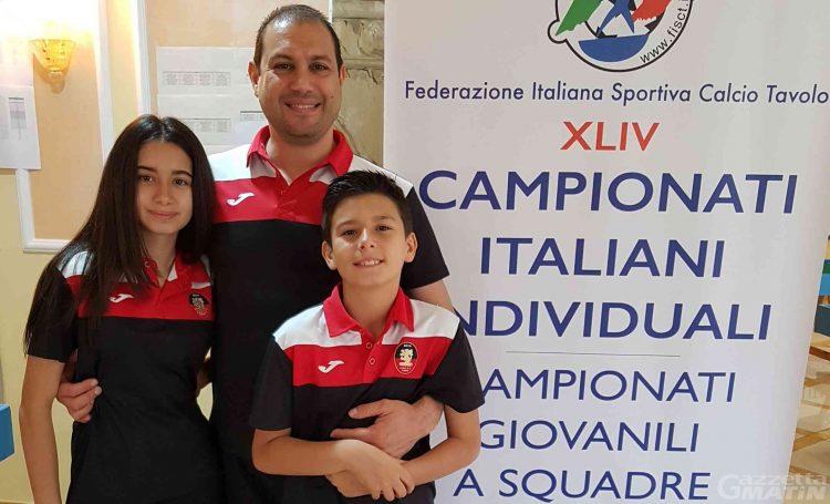 Subbuteo: Filippo Filippella tra i migliori sedici in Italia