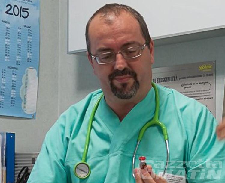 Il dottor Paolo Borrelli nuovo responsabile del reparto di dermatologia