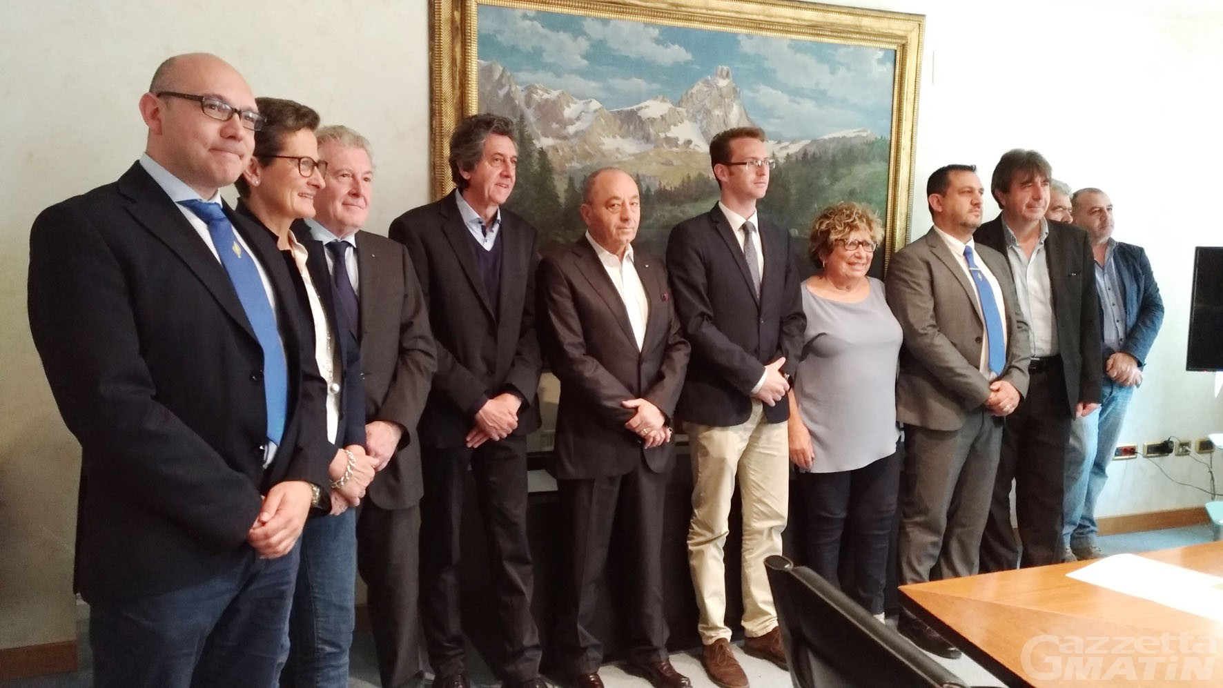 Consiglio Valle lancia nona edizione Premio per il Volontariato