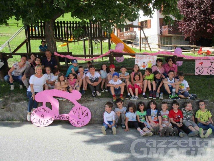 Giro d'Italia: la Valle pronta per il giorno decisivo