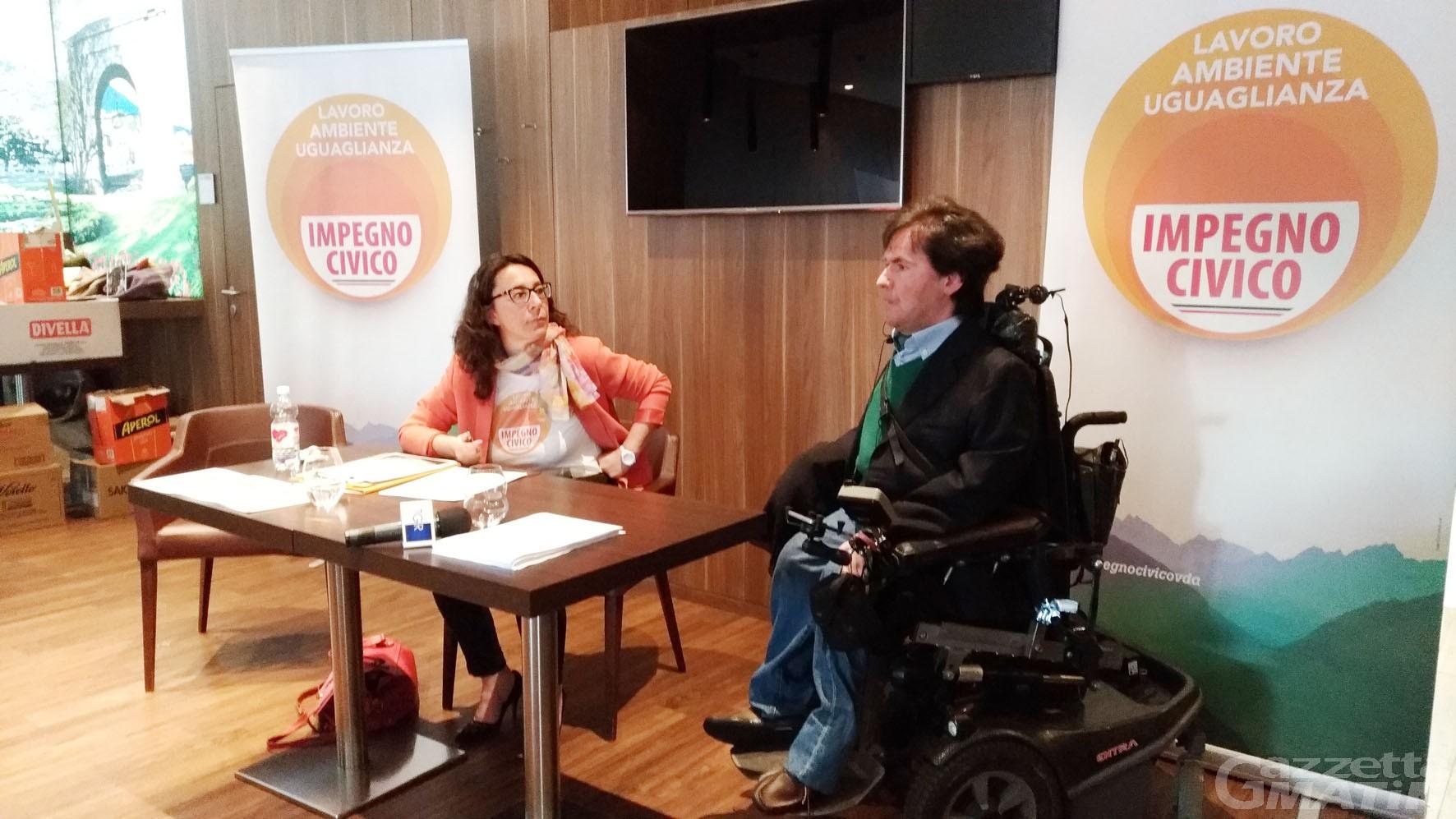 Impegno civico: «stop alla diaria e ai fondi ai gruppi consiliari»