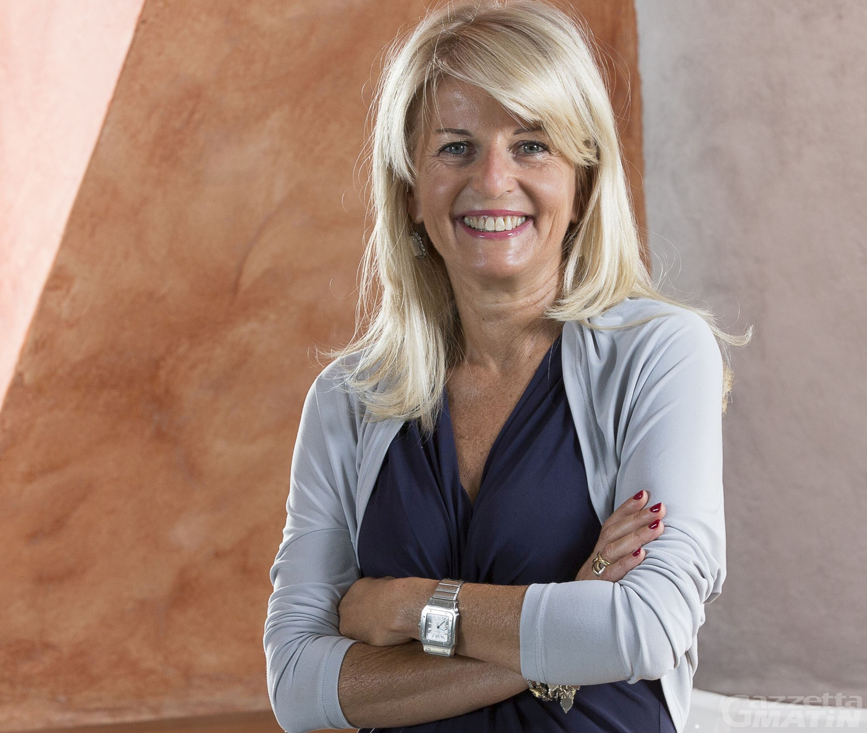 Valentina Astori nuovo amministratore delegato società Savda
