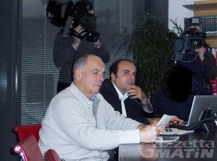 Associazione per delinquere e corruzione, il Pm aveva chiesto l'arresto di  Rollandin