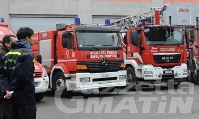 Vigili del fuoco Vda: i sindacati chiedono le stesse condizioni del contratto nazionale