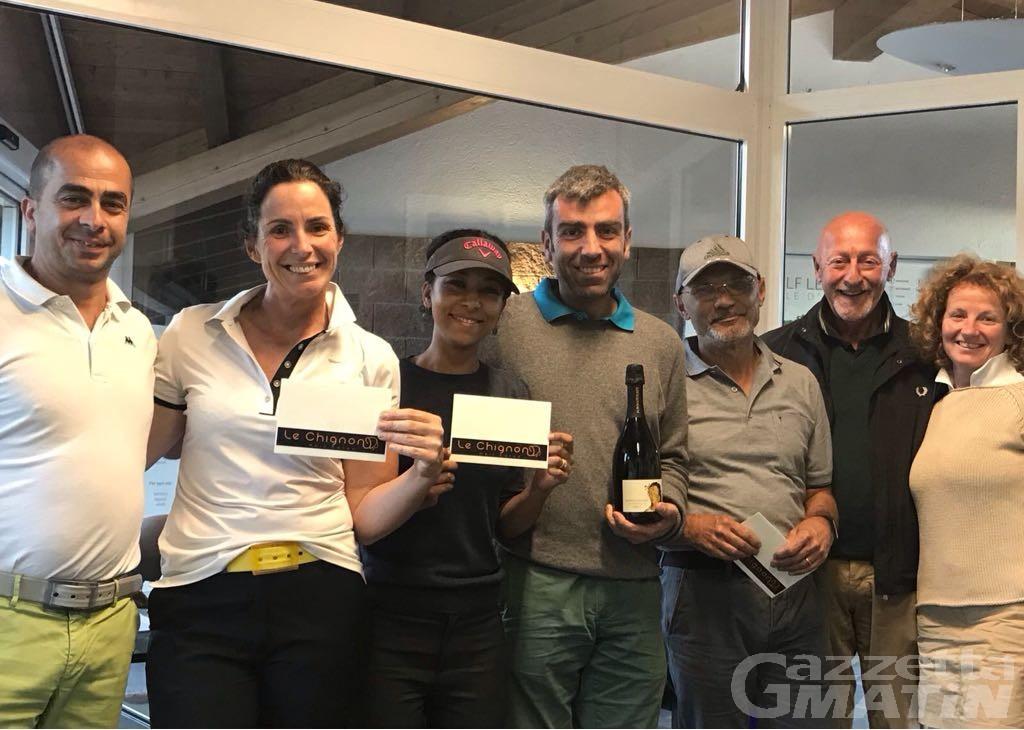 Golf: Denise Scotti vince la Coppa Le Chignon