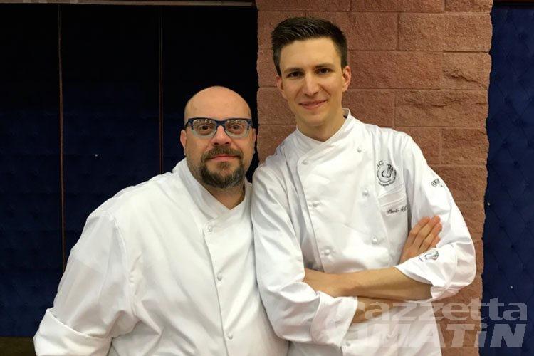 Andrea Alfieri e Paolo Griffa: chef di talento per la nuova stagione del Grand Hotel Royal & Golf di Courmayeur