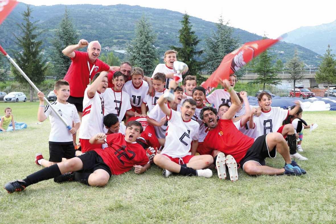 Snoopy Trophy: l'Aygre trionfa tra gli Esordienti 2005