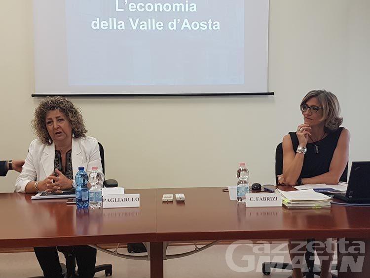 Bankitalia: in Valle d'Aosta continua la ripresa economica