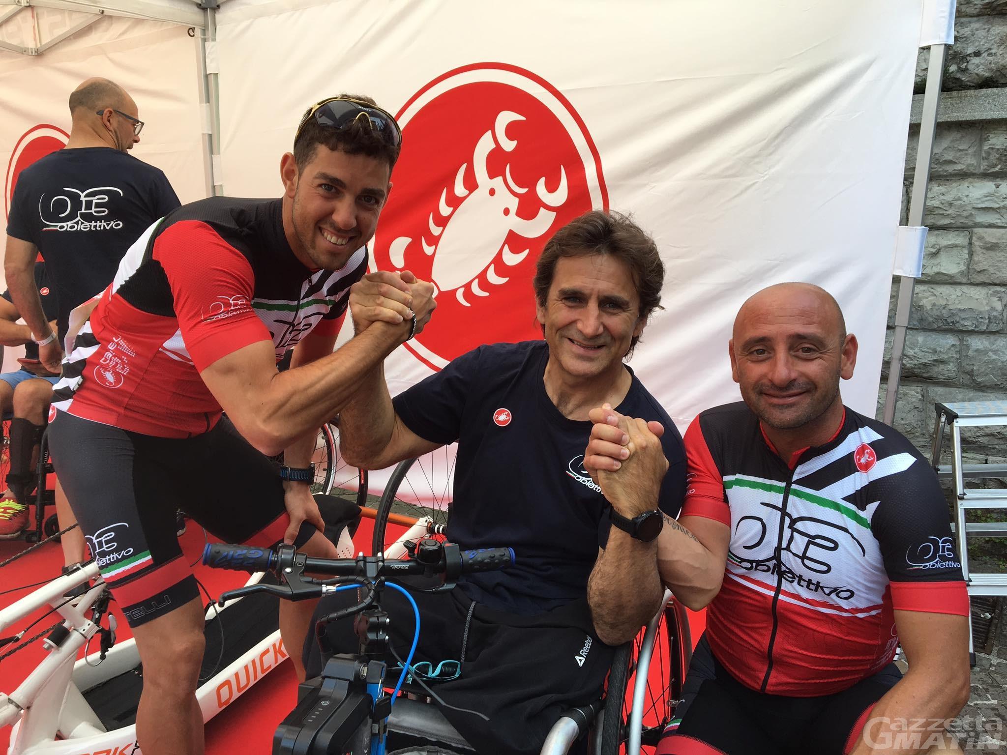 Maratona dles Dolomites: nove valdostani al via