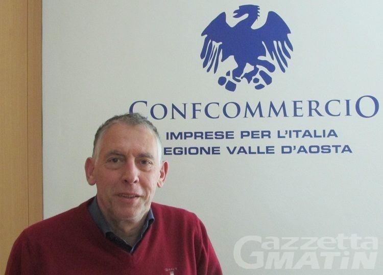 Corrado Scarpa referente Turismo-Ristorazione di Confcomercio