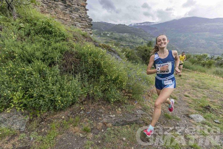 Corsa in montagna: Gaia Colli pronta per gli Europei