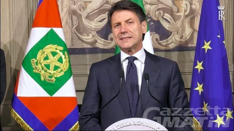 Governo Conte, il Gruppo per le Autonomie si astiene sul voto di fiducia