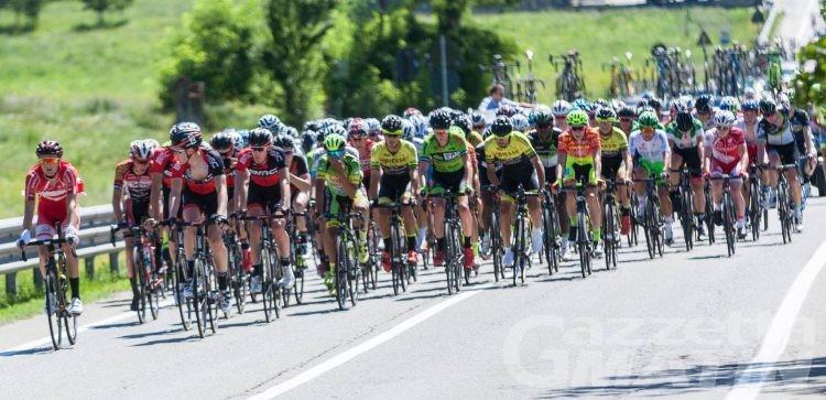Ciclismo: il Giro della Valle d'Aosta torna dal 16 al 18 luglio