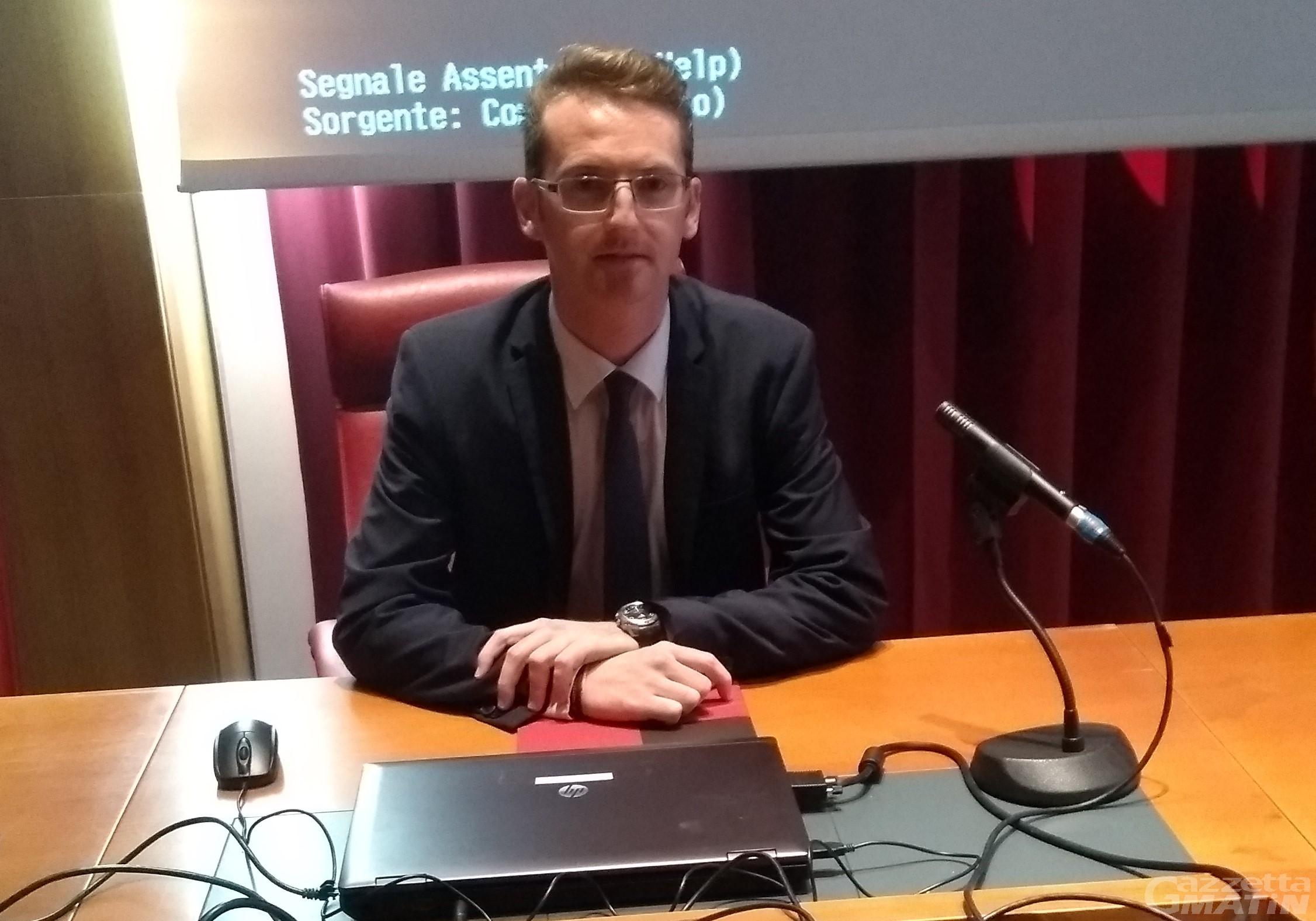 """Consiglio Valle: presentati il rapporto di una Legislatura """"travagliata"""" e il nuovo sito internet"""