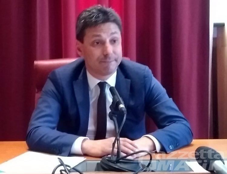Giunta: i saluti di Laurent Viérin dopo 8 mesi tra rammarico e coerenza