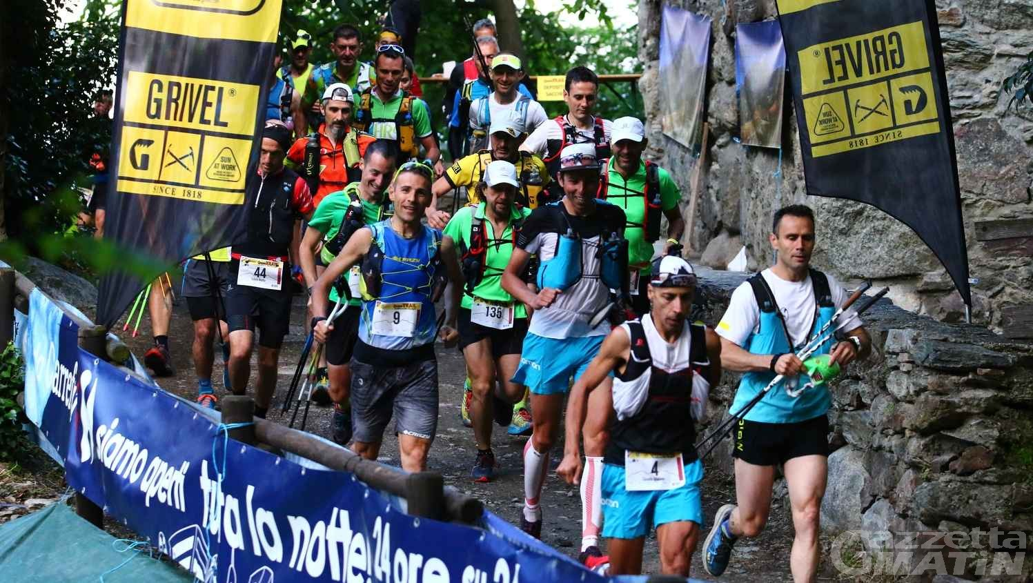 Trail: pronti i nuovi calendari del Tour VdA e del Défì Vertical