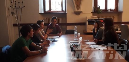 YouthBank Valle d'Aosta finanzia sei progetti