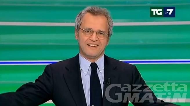 """Gressoney: Enrico Mentana ospite d'eccezione per il """"Premio per il nuovo giornalismo"""""""
