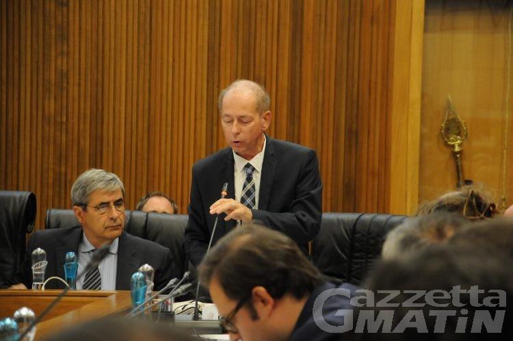 Presidenza del Consiglio: in lizza Antonio Fosson e Alberto Bertin